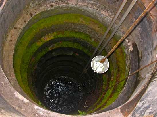 Traditional well - Kerala