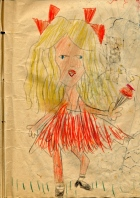 red dress 55