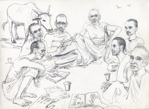 holy men of tamil nadu