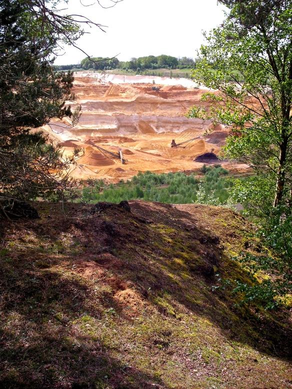 bedrock scourings