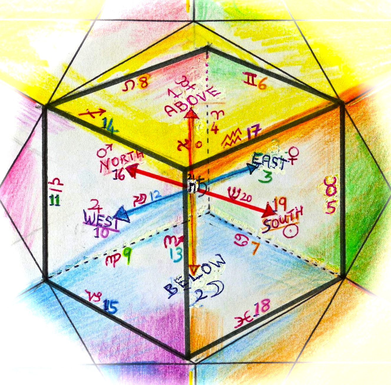 Cube Of Space Copy