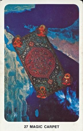 dakini oracle 27, Magic Carpet