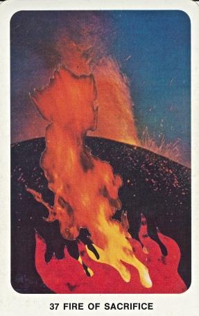 dakini oracle 35, Fire of Sacrifice