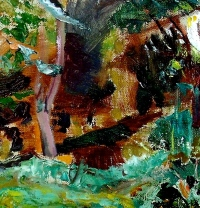 detail from glade 1986