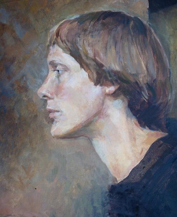 self portrait, 1975