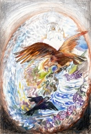 Alchemy Eagle Crow 02
