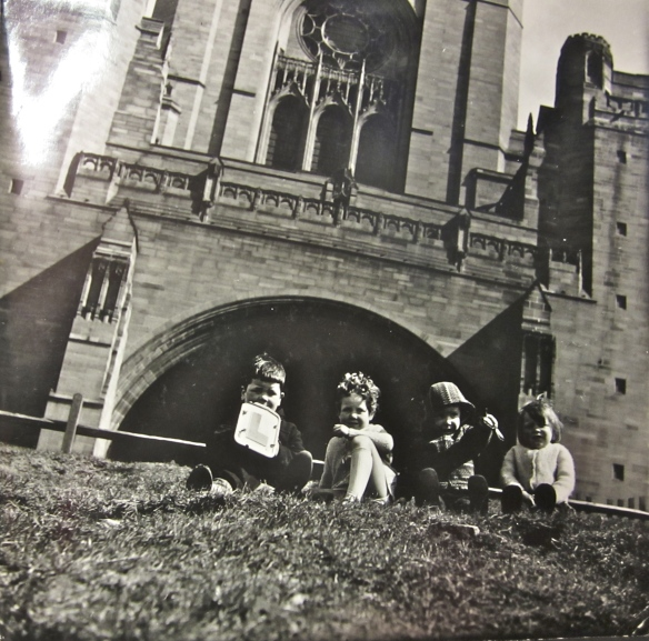 Liverpool 8 - Kids & Cathedral 1968