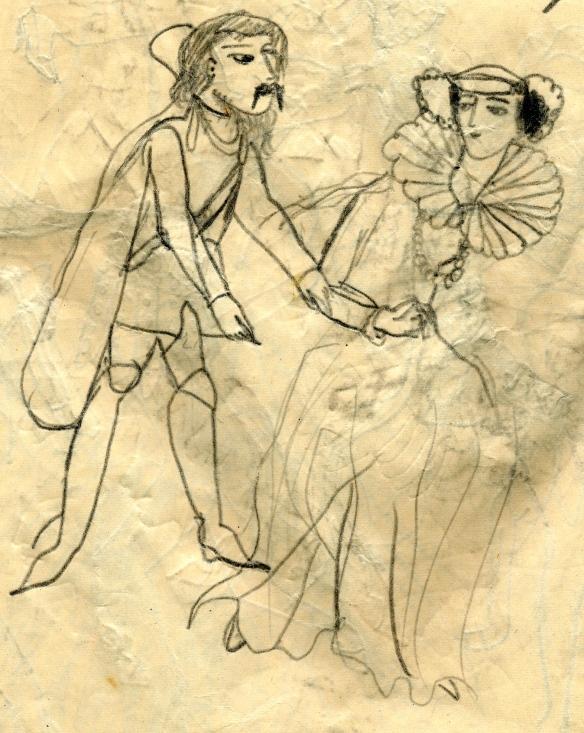 Bothwell and Mary 1957