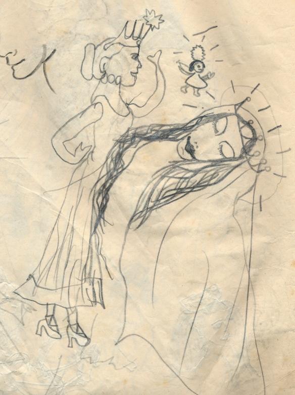 sleeping beauty, 1956