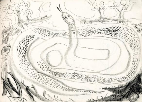 serpent egg 1987