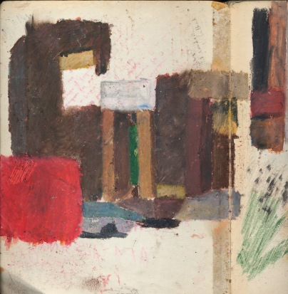 2 liverpool sketches 4, 1968