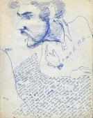 28 liverpool sketches 1968 4 - Tony sneezes