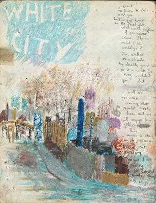 64 liverpool sketchbook 1968 4 - white city