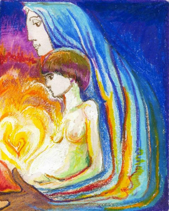child give birth, 2003