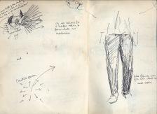 l'pool art school 1968 3 - 18, ray fields notes