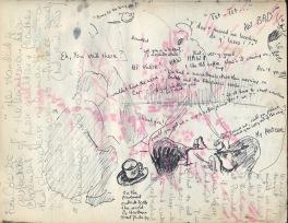 l'pool art school 1968 3 - 48, sketching