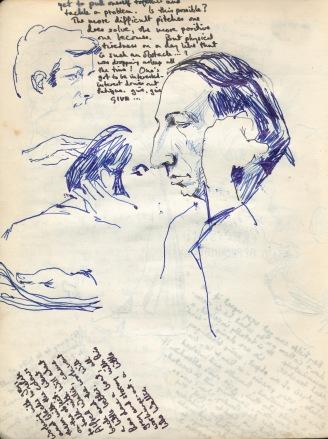 l'pool art school 1968 3 - 8, beat poet