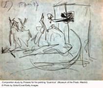Picasso-Guernica-Study-b919