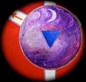 sefira yesod - foundation, personal ego