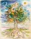 Tree Spirit Yakshi guardian