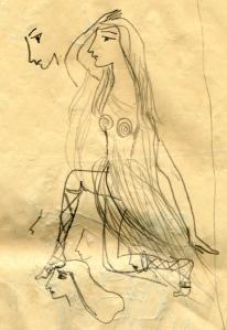 young amazon, 1957