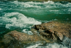 whitewater, Colorado river