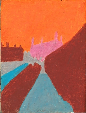 29 liverpool sketches 6, 1969, battersea
