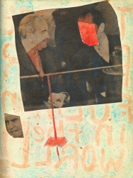 31 liverpool sketches 6, 1969, nixon & LBJ