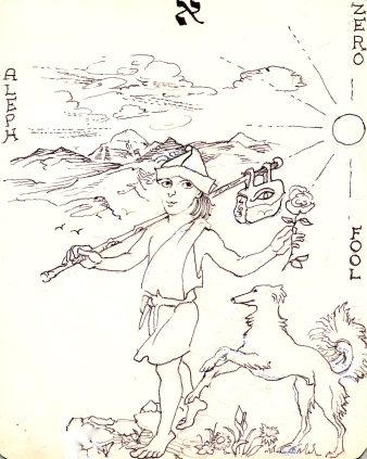 Tarot Arcanum 0 - The Fool