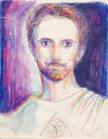 36 saint-germain new-age impression copy