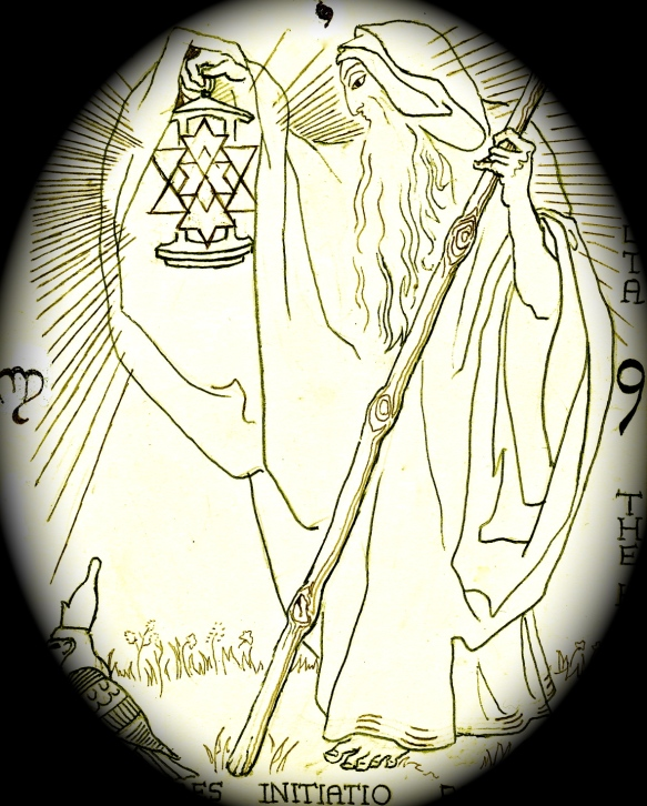 Arcanum 9 hermit