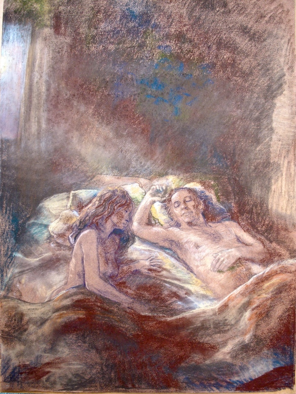 The myth of Cupid and Psyche (1972)