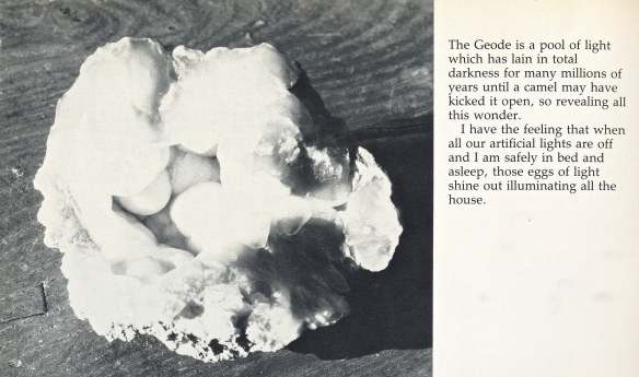 """Geode: """"A Way of Life"""" by jim Ede"""