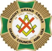 jewel of knight grand cross, usa