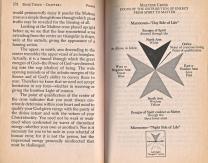 malta grand cross, esoteric meanings