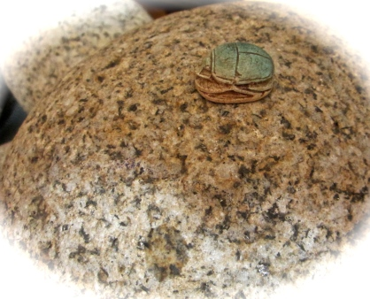 scarab and granite
