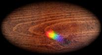 solar system - planet spectrum