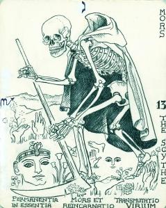 Arcanum 13 death:Scorpio