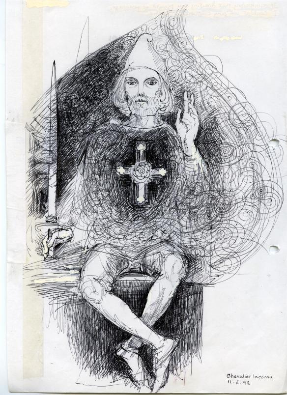 Chevalier Inconnu (1992)