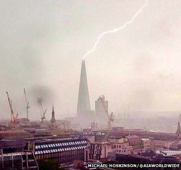 lightning strike shard