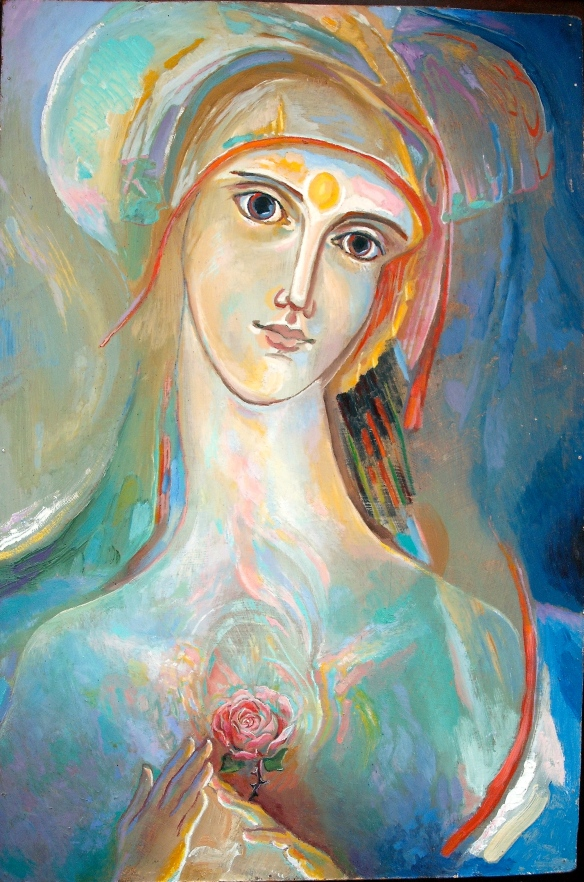 Savitri the Mother of the Sun