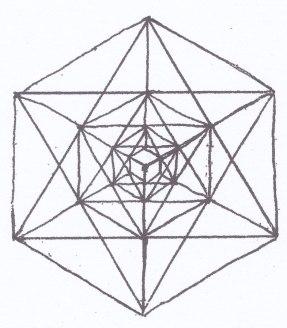 centre corner cube