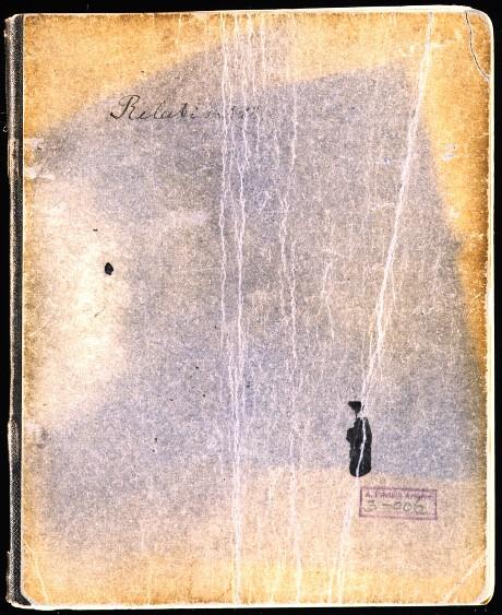 page from Einstein's Zurich notebook