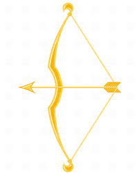 Vedic bow and arrow