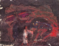 Jung in the Underworld - from the Red Book