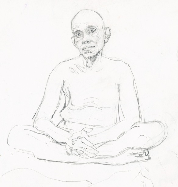ramana sketch