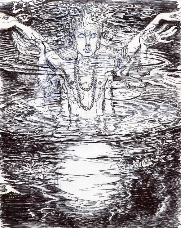 Siva - Rudra Immerses