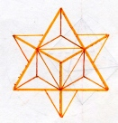 6 point star cube