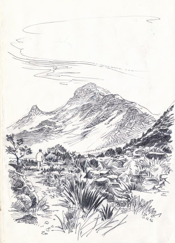 Arunachala, inner path