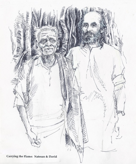 K Natesan & Vamadeva Shastri